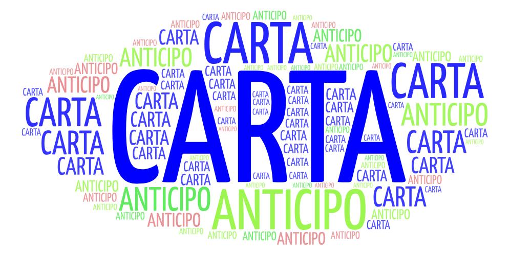 CARTA ANTICIPO PRESTACIONES SOCIALES