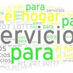 DERECHOS DE LA DOMESTICA O TRABAJADORES QUE REALICEN SERVICIOS PARA EL HOGAR